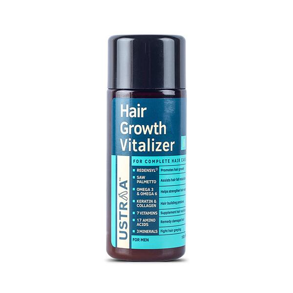 Ustraa Hair Growth Vitalilizer 90 Ml