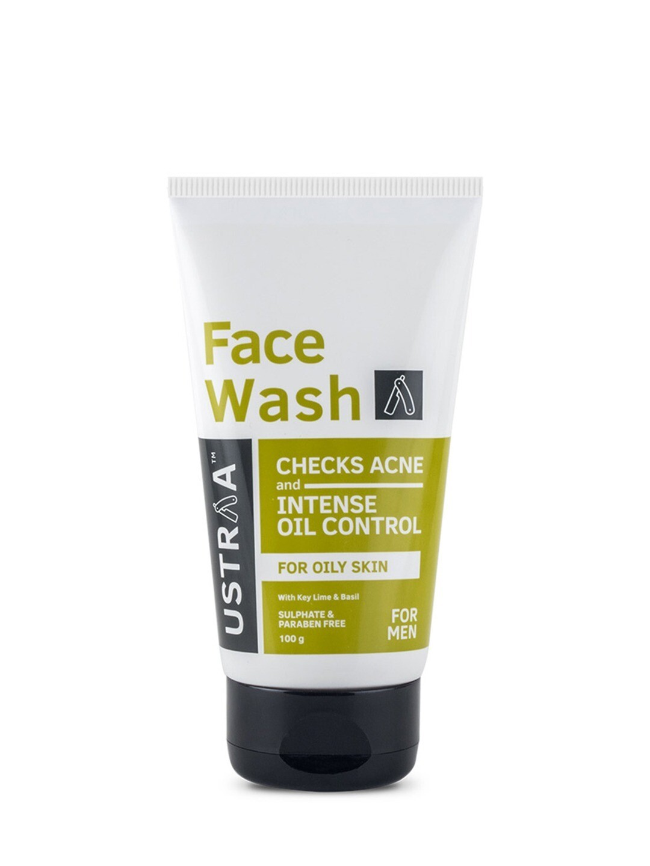 Ustraa Oil Skin Face Wash 100 G