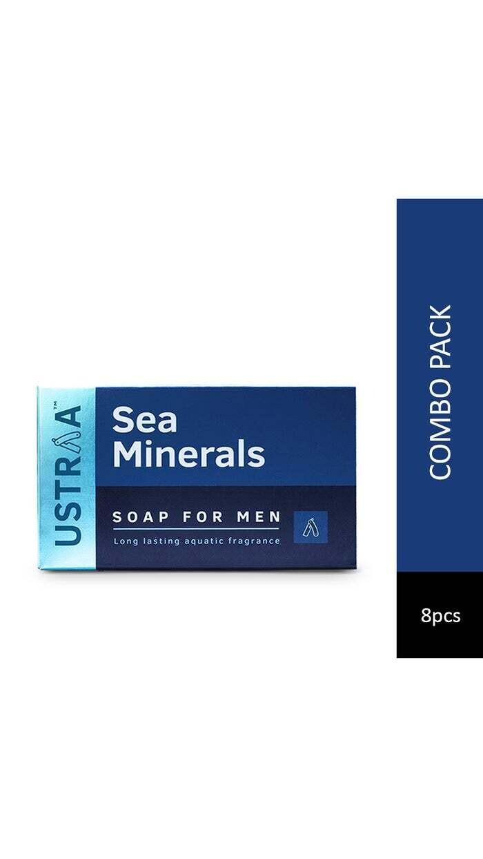 Ustraa Sea Minerals Soap 100 G