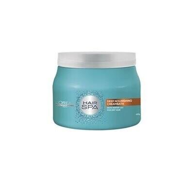Loreal Deep Nourishing Cream Bath 490 G
