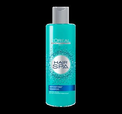 Loreal Hair Spa Detoxifying Shampoo 250 Ml