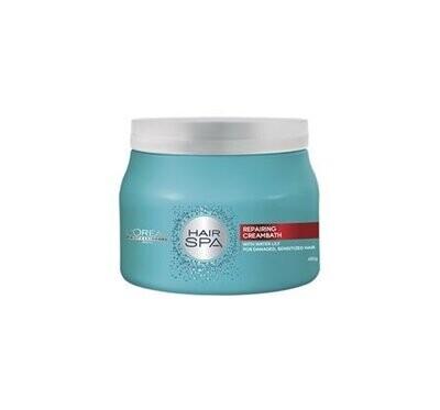 Loreal Hair Spa Repairing Cream Bath 490 G