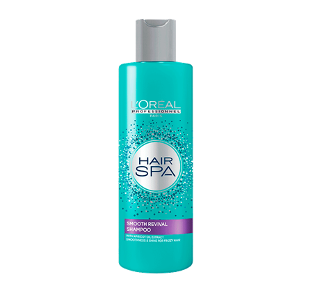 Loreal Hair Spa Smooth Revival Shampoo 250 Ml