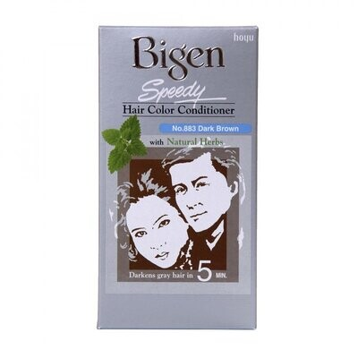 Bigen Speedy Hair Color Conditioner 883