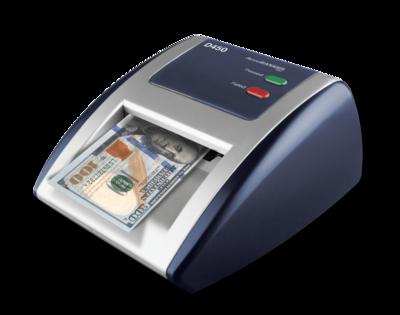 Detector de dinero falso D450
