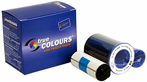 Cinta de color Zebra 800015-540 - YMCKO - 330 impresiones para impresoras Zebra: P310i, P320i, P330i, P420i, P430i y P520i