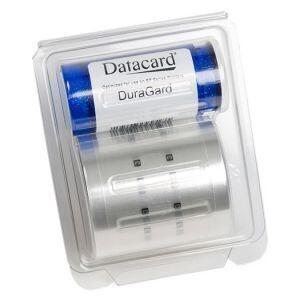 Datacard 508785-001 1.0 mil Laminado Transparente DuraGard - 300 impresiones para impresoras SD460
