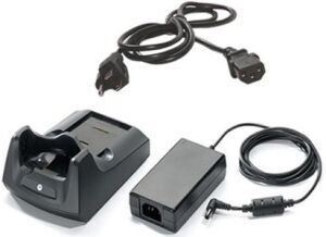 CARGADOR PARA TERMINALES DEL MODELO MC55/MC65 1 SLOT USB/RS232 CRADLE US POWER