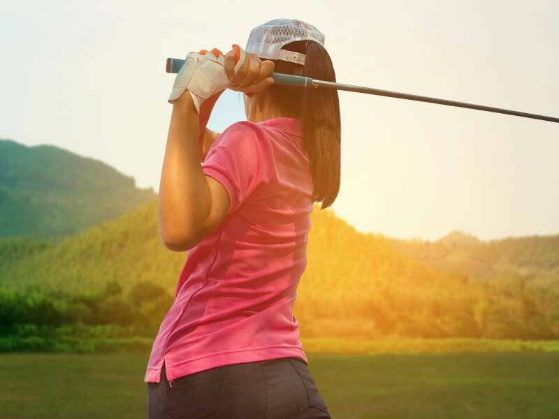 LADIES ONLY! 3 Week Golf Clinic with a private instructor