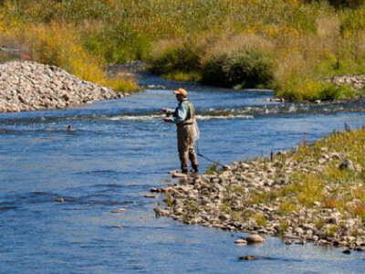 Fly Fishing Instruction with Johnny Spillane