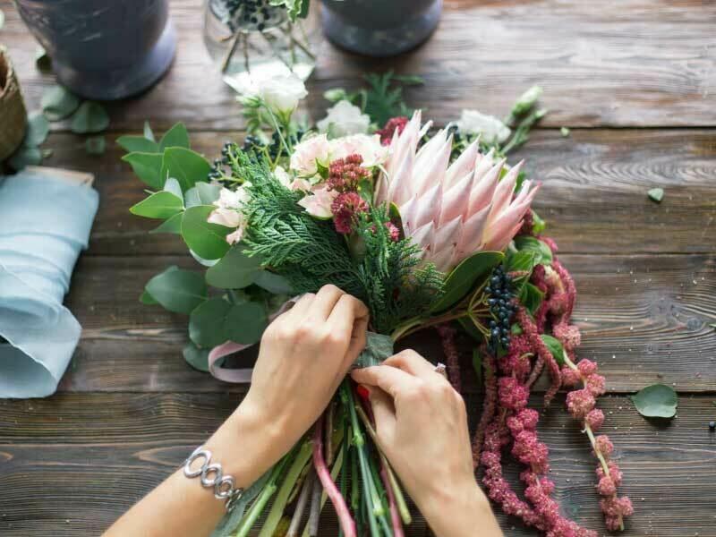 Floral Arrangements for Beginners