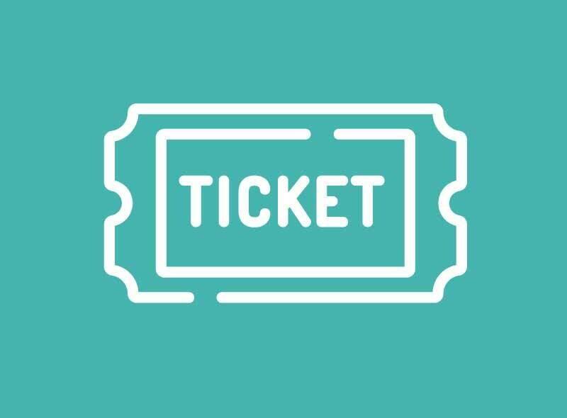 Single Raffle Ticket