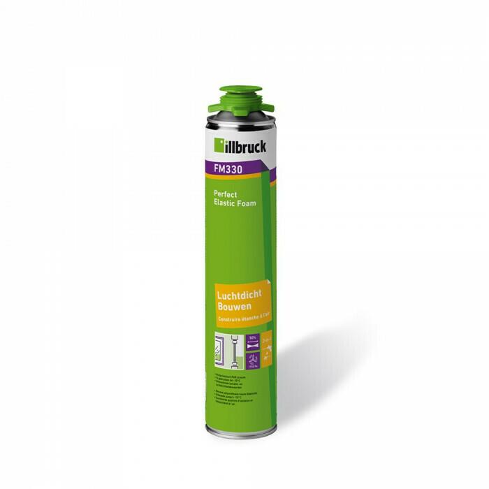 illbruck FM330 Perfect Elastic Foam 880 ml
