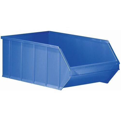 Magazijnbak grijpbakken overtoom Nr.1 - 500x300x200 30l blauw