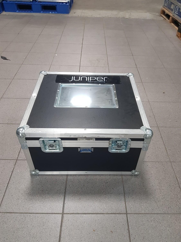 Flightcase koffer - Zwart