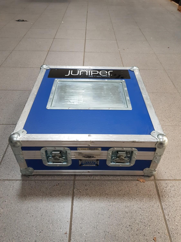 Flightcase koffer - Blauw