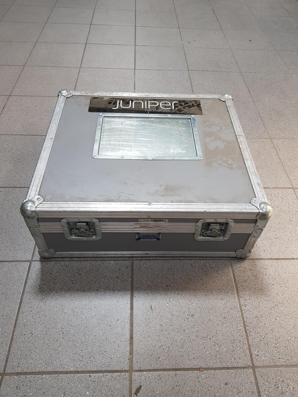 Flightcase koffer - Grijs
