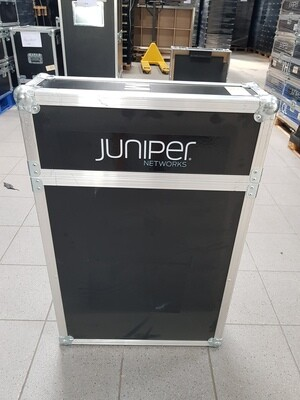 Flightcase koffer staand - Zwart