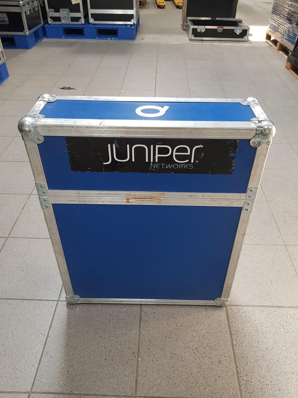 Flightcase koffer staand - Blauw