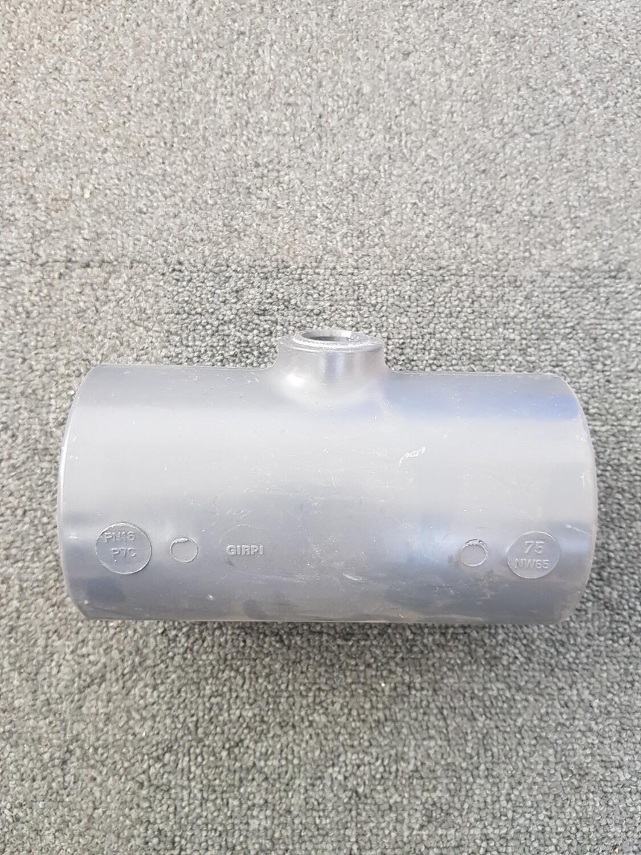 GIRPI klein T-stuk PVC