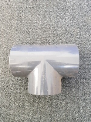 Plasson T-stuk PVC - Klein