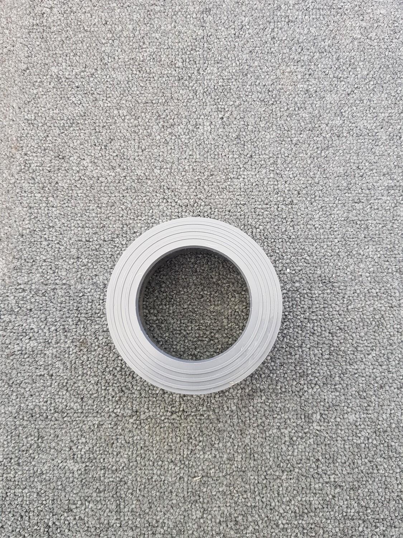 Plasson kraagbus PVC - Klein