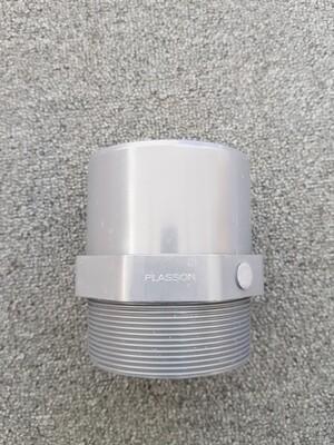 Plasson draadeind PVC - Klein
