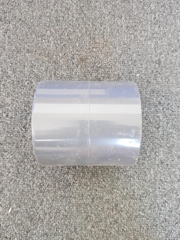 Plasson recht PVC - Klein