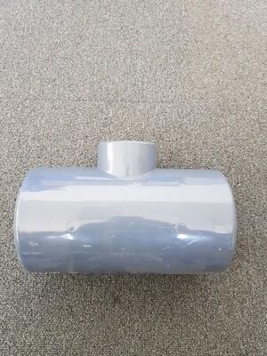 Plasson Klein T-stuk PVC - Groot