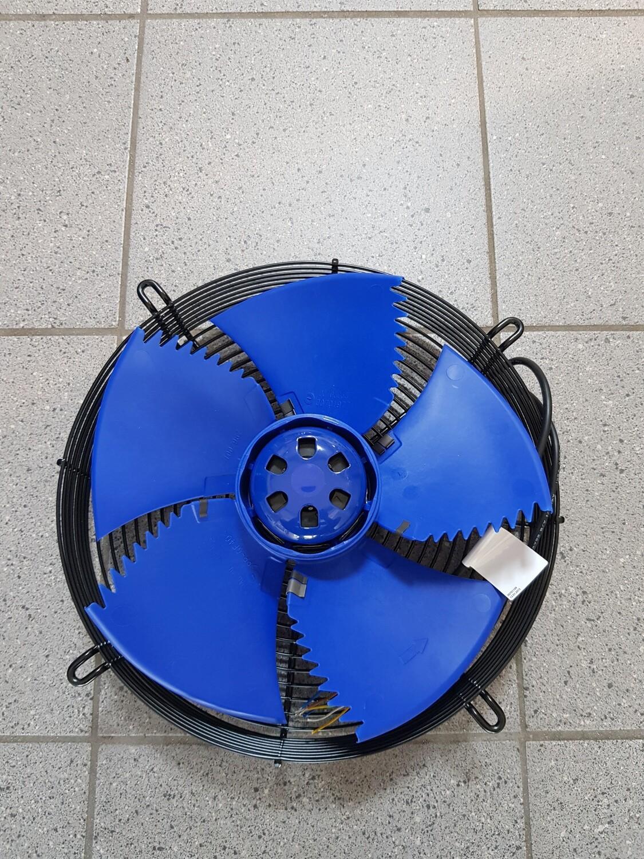 EC-radiaalventilator ZIEHL-ABEGG MOTOR FAN 177130F MK055-4IP 07 RK