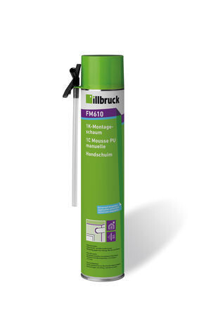 illbruck FM610 purschuim 750 ml