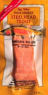 Smoked Steelhead Trout 5 Pack