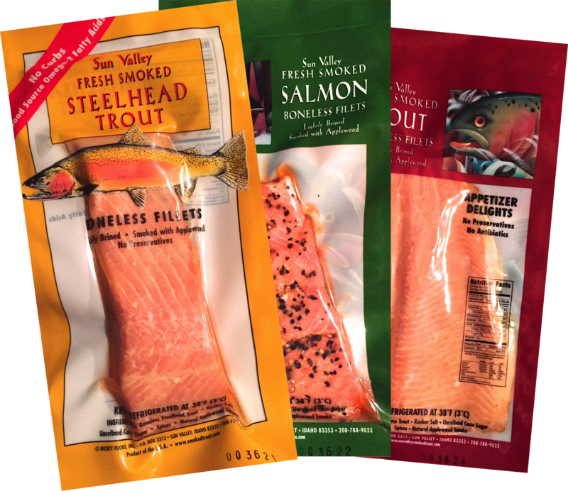 Smoked Fish Mix 5 Pack