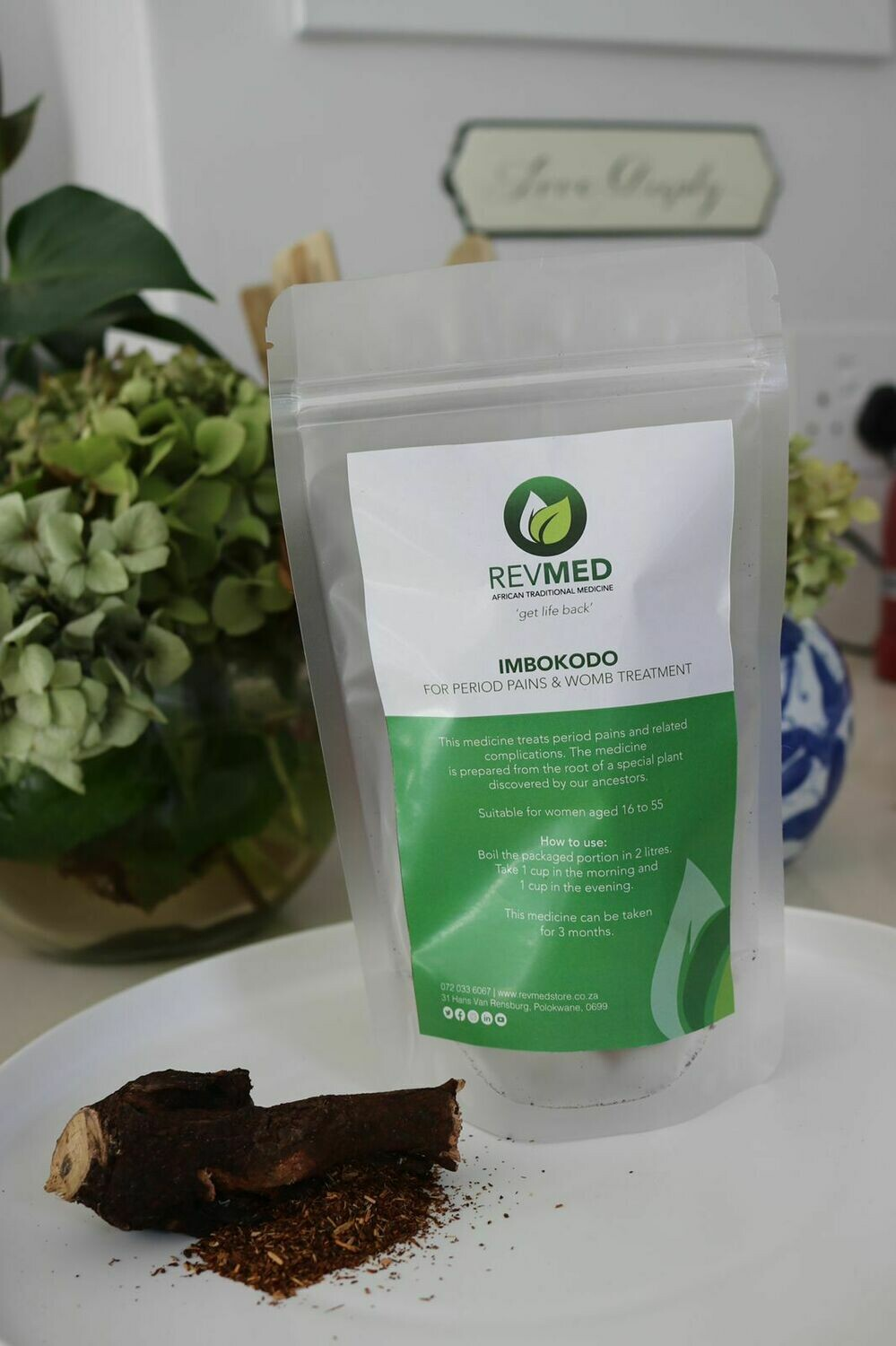 IMBOKODO - FOR PERIOD PAINS AND WOMB TREATMENT