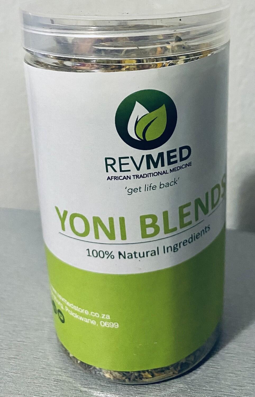 YONI STEAMING BLENDS