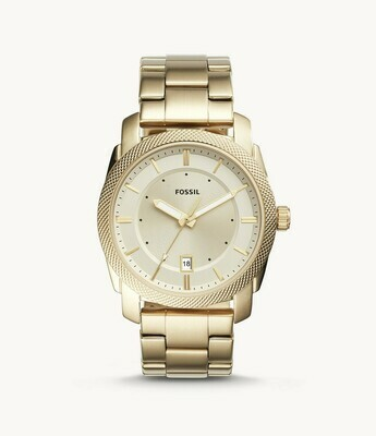 FOSSIL GTS GOLD/TONE WATCH