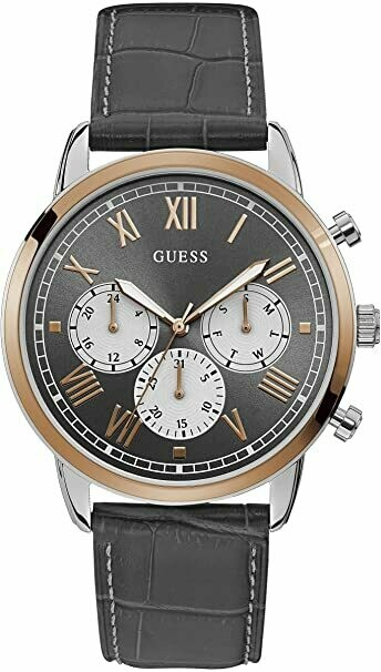 GUESS GNTS WATCH W/CHRONO