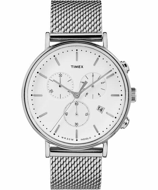 GTS S/C CHRONO TIMEX WATCH