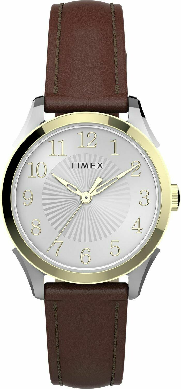 LDS 2/TONE TIMEX WATCH