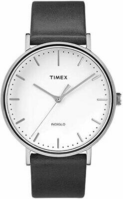 GTS S/C SLASH INDICE TIMEX WATCH