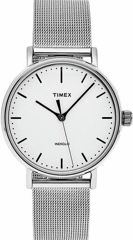 GTS S/C MESH BAND TIMEX WATCH