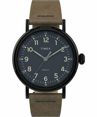 GNTS TIMEX INDIGLO WATCH W/WHITEFACE