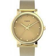 TIMEX GOLD TONE WATCH
