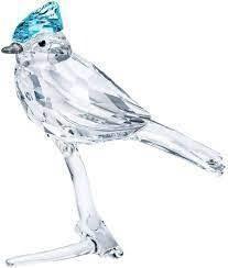 SWAROVSKI BLUE JAY FIGURINE