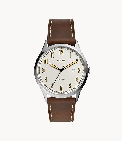 GNTS FOSSIL WATCH