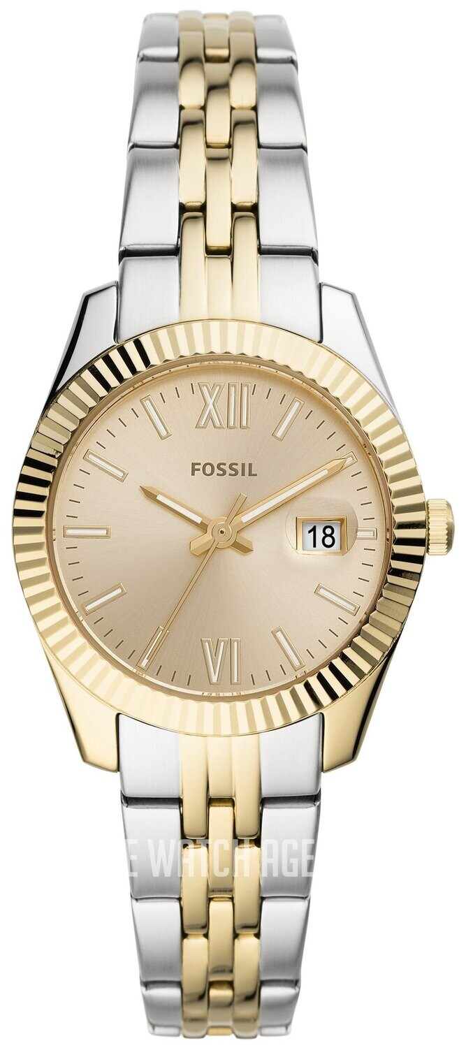 LDS T/TONE FOSSIL WATCH