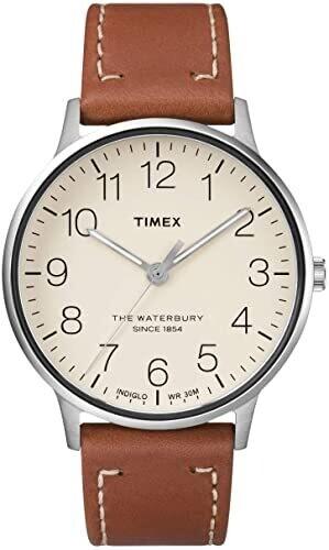 GTS S/C WATERBURY TIMEX WATCH