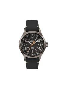TIMEX EXPEDITION WATCH BLK FACE