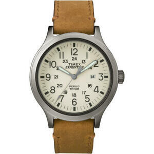 GTS BRUSHED S/C TIMEX EXPEDITION WATCH
