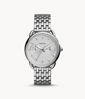 LADIES SS FOSSIL WATCH